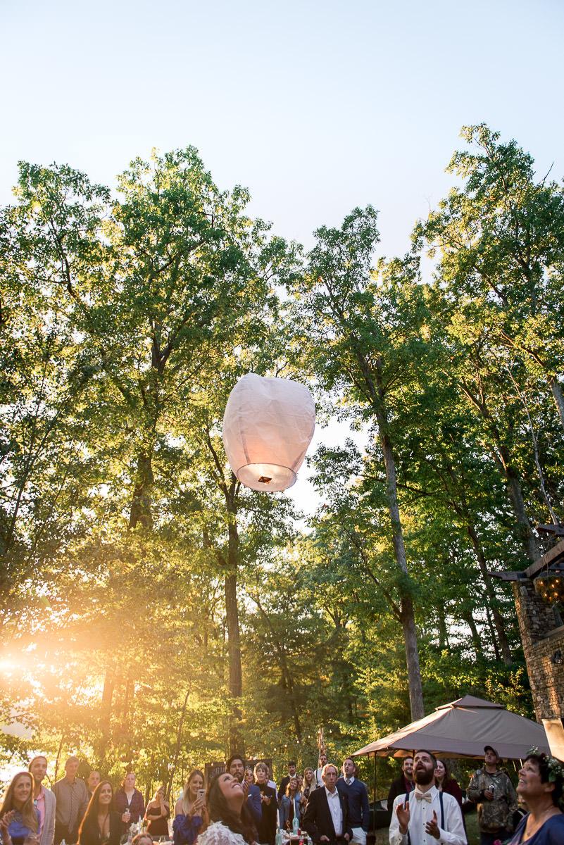 Deep Creek Lake Destination wedding photography